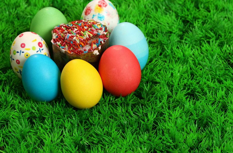 Виды росписи и покраски яиц на Пасху