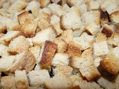 Калорийность сухарей из хлеба