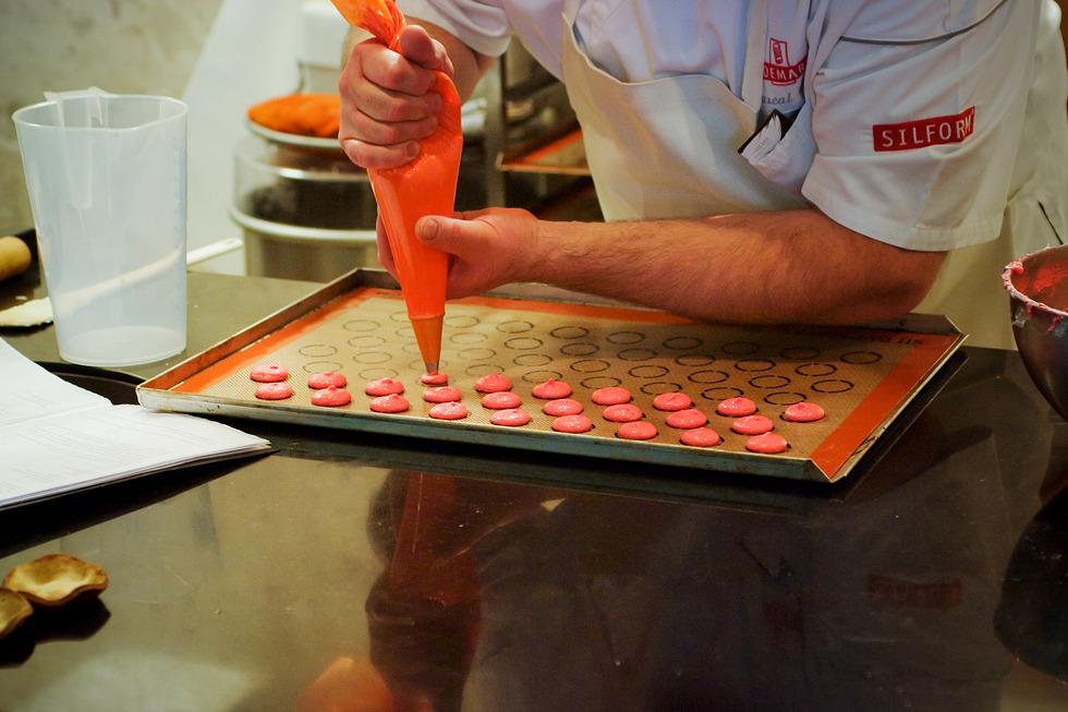 Рецепт macarons пошаговый рецепт с