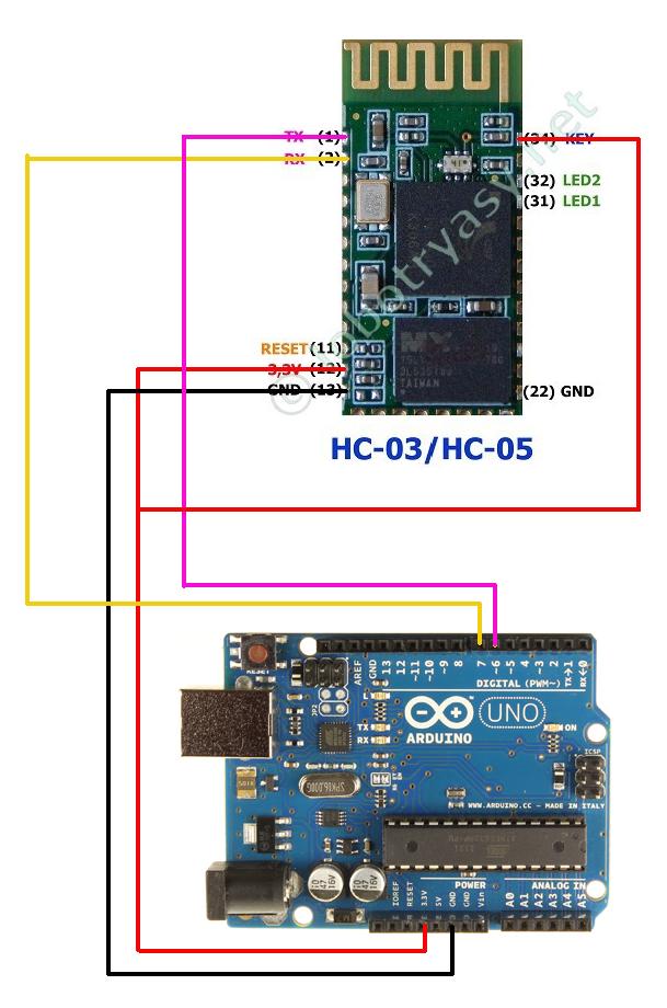 Модуль для arduino своими руками