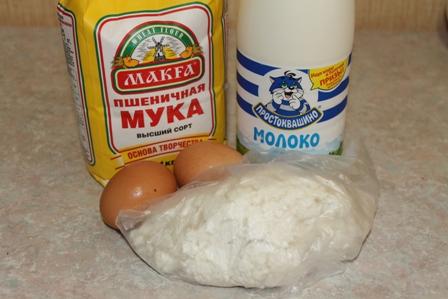 Творог домашний рецепт приготовления