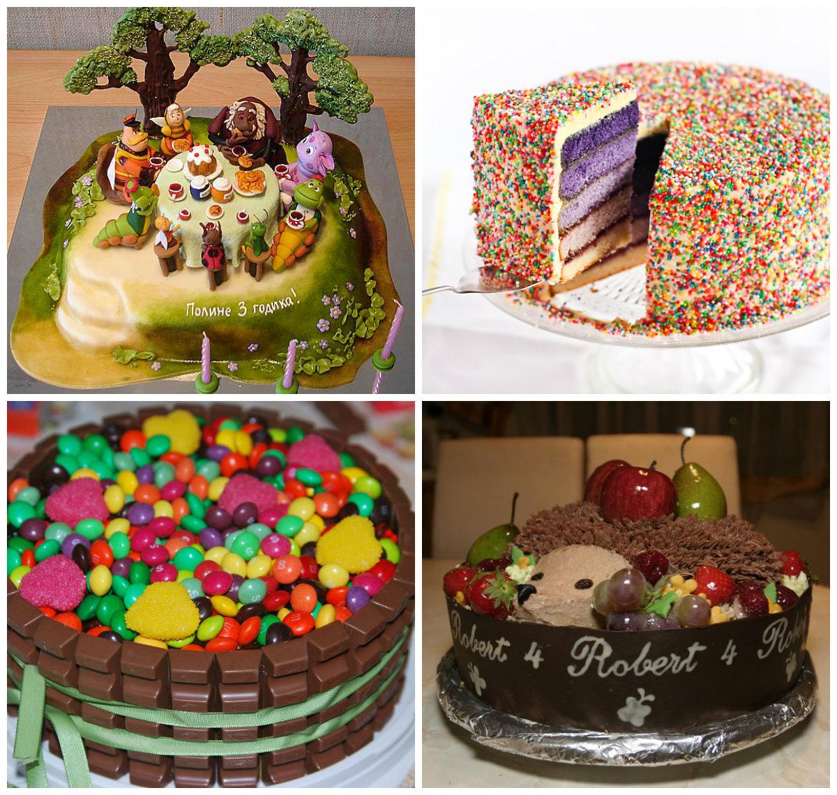 Украшение для торта своими руками в домашних условиях