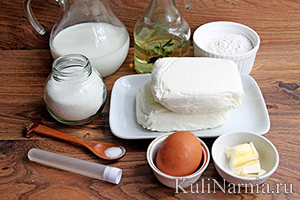 Панакота творожная рецепт пошагово в домашних условиях